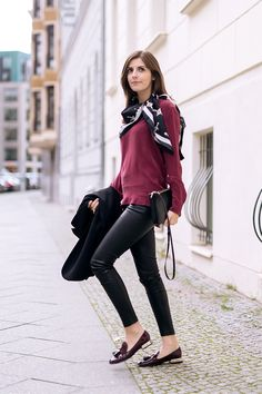 Simple and Chic Autumn Look - Simple et Chic - Fashion & Lifestyle Blog