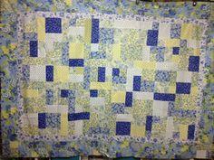 Yellow Brick Road quilt