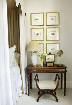44 Traditional Interior Design That Always Look Fantastic - Home Decoration - Interior Design Ideas Casa Kardashian, Home Bedroom, Bedroom Decor, Master Bedrooms, Wall Decor, Atlanta Homes, Traditional Interior, Beautiful Bedrooms, Decoration