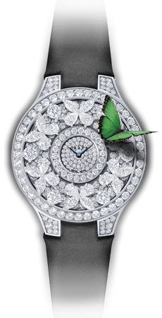 The Graff Butterfly watch Graff Diamond collection-----pinned by Annacabella