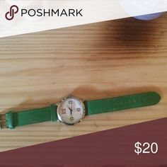 watch needs a battery, I don't know the brand Hollister Accessories Watches