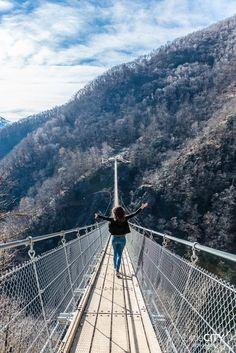 Tessin Tibetische Brücke - Fotospot   https://littlecity.ch/wie-geht-es-weiter-montags-update-nr-40/