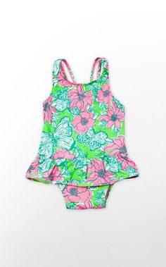 c3caf46baa Girls' Clothing: Dresses, Swimsuits, Tops & More. Baby Girl SwimsuitKids ...