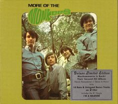 The Monkees - More Of The Monkees (CD, Album) at Discogs