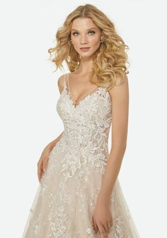 Alicia Wedding Dress | Randy Fenoli Bridal