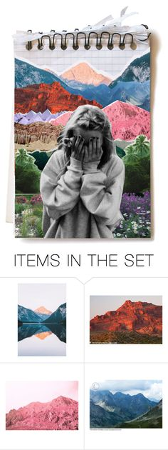 """- ̗̀  funny how the stars cross, right?"" by sunkissed-peaches ❤ liked on Polyvore featuring art and country"