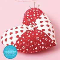 Cross Your Heart | February/March 2009 Issue | Sew News