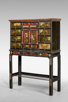 Early 18th Century Vargueno (Ref No. 2547) - Windsor House Antiques
