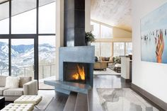 Mountain Star by K. H. Webb Architects