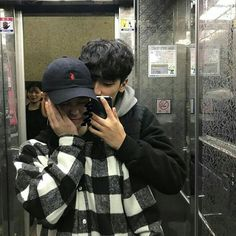 Ulzzang Couple ❤ asian