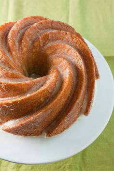 Kentucky Bourbon Butter Cake
