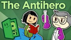 The Antihero - Can Games Create Antiheroes? - Extra Credits