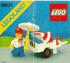 Lego ® Notice Plan Manuel Recette Instruction City RC Wagon Train Choose Model
