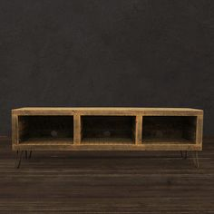 "Reclaimed Wood 65"" Media Console"
