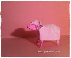 A sheep origami model Origami Models, Sheep, Furniture, Home Decor, Art, Art Background, Decoration Home, Room Decor, Kunst