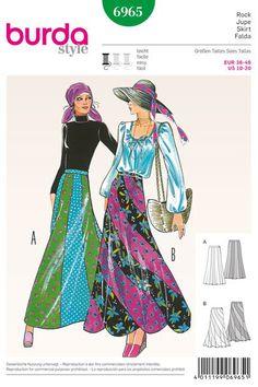 1970s vintage clothing patterns