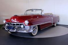 Cadillac - Series 62 Convertible - 1950