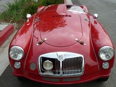 MG : MGA Roadster in MG | eBay Motors