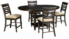 Legacy - Glen Cove - 5 Piece Dining Set - Jordan's Furniture - $1299