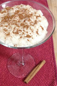 This old-fashioned rice pudding recipe is an easy dessert recipe! Cook this simple, classic rice pudding using white rice, milk, butter, sugar, and salt. This delicious rice pudding recipe is the perfect dessert for a party, Christmas, or Thanksgiving dinner!
