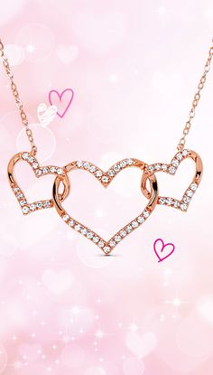 daafcb337 A gorgeous Valentine's Day jewelry gift from Kay Jewelers will win your  heart. Rose Gold