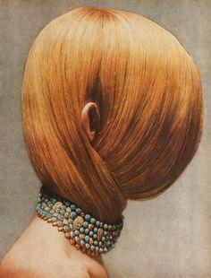 Diana Vreeland: The Eye / Vogue offices circa 1968
