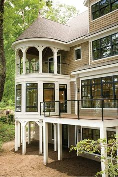 Exterior-Home Plans - Square Feet, 3 Bedroom 4 Bathroom Shingl, .- Exterior-Home Plans – Square Feet, 3 Bedroom 4 Bathroom Shingl, Style At Home, Modern Style Homes, Dream Home Design, My Dream Home, Dream Home Plans, Craftsman Style House Plans, Craftsman Homes, Craftsman Interior, Exterior Remodel