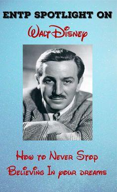 Walt Disney ENTP