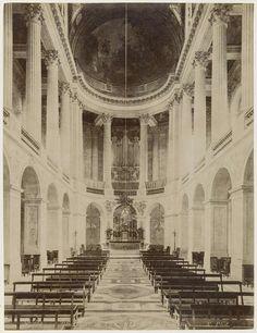 X | Kapel in het paleis van Versailles, X, 1870 - 1900 |