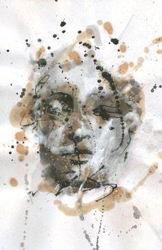 "Saatchi Art Artist Ryan Hopkins; Painting, ""Absent"" #art"