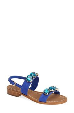 kate spade new york 'bacau' ornate double band sandal (Women) available at #Nordstrom