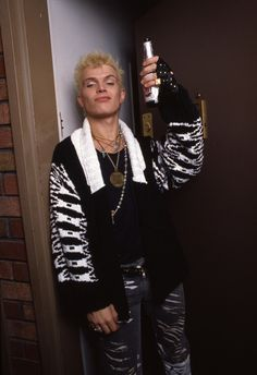 CLASSIC IDOL | Billy Idol