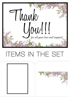 """""""Thank You!"""" by skybeauty1109 ❤ liked on Polyvore featuring art"""
