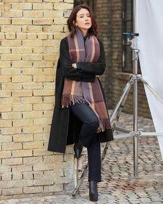 Lee Bo Young, Sisters, Normcore, Style, Fashion, Moda, La Mode, Fasion, Fashion Models