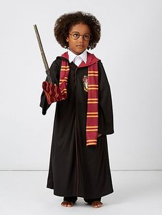 Delightful Harry Potter Fancy Dress Costume   Kids   George At ASDA