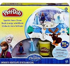 Toys for Children,Disney Frozen Play-doh Sparkle Snow Dome ELSA Play-Doh http://www.amazon.com/dp/B00QRIXMY0/ref=cm_sw_r_pi_dp_9OALvb12RJA1X