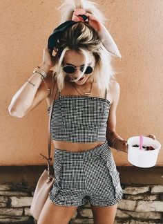 awesome 48 Affordable And Cheap Summer Outfits Ideas www., Summer Outfits, awesome 48 Affordable And Cheap Summer Outfits Ideas www. Source by addicfashioncom. Cheap Summer Outfits, Spring Outfits, Summer Clothes, Outfit Summer, Style Outfits, Cute Outfits, 2 Piece Outfits, Casual Outfits, Fresh Outfits
