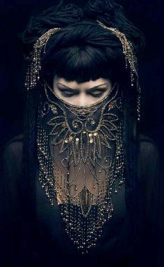 Photography dark beauty goddesses 27 ideas for 2019 Tribal Fusion, Dark Beauty, Gothic Beauty, Belly Dancing Classes, Warrior Princess, Dark Fashion, Women's Fashion, Fashion Trends, Vogue Paris