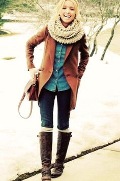 Winter Fashion Outfits, Fall Winter Outfits, Autumn Winter Fashion, Winter Style, Winter Clothes, Winter Wear, Casual Winter, Winter Boots, Cozy Winter