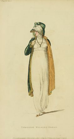 EKDuncan - My Fanciful Muse: Regency Era Fashions - Ackermann's Repository 1809
