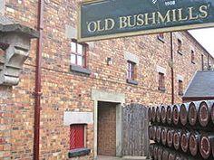 Old Bushmills Distillery- Bushmills, County Antrim, Northern Ireland