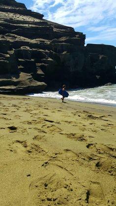 Green Sand Beach, Hawaii Green Sand Beach, Kailua Kona, Big Island, Beaches, Hawaii, Colours, Water, Outdoor, Gripe Water