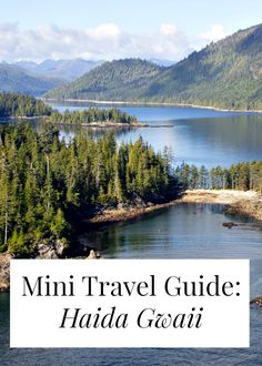 This written-by-a-local travel guide for Haida Gwaii is filled with tons of great travel tips: where to eat, the best hikes, the best camping sites and B&Bs. Perfect for people who love off-the-beaten track travel and the Canadian exchange rate! Cheap Places To Travel, Places To See, British Columbia, Travel Guides, Travel Tips, Rv Travel, Travel Goals, Haida Gwaii, Visit Canada
