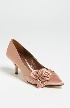 Menbur 'Flower' Pump available at #Nordstrom