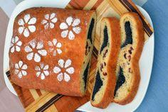 Plitvický štrúdl: Možná ho ochutnal i Vinnetou Bread, Ethnic Recipes, Sweet, Tv, Basket, Bakken, Candy, Brot, Television Set