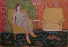 """Painting, """"Please sit down"""" Selling Art Online, Saatchi Online, Saatchi Art, Original Artwork, Sofa, Sculpture, Drawings, Artist, Prints"""