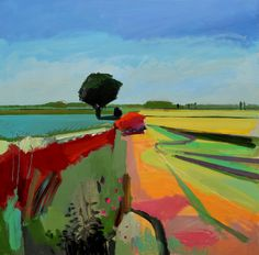 Fred Ingrams - Lonely Tree, Pymoor 2016