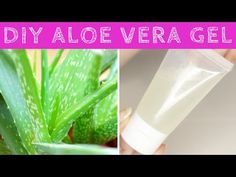DIY toner is easy to make and is a great way to eliminate toxins from your skincare routine. Homemade toner with witch hazel and aloe vera tightens, tones and calms skin. Diy Aloe Vera Gel, Aloe Vera For Skin, Aloe Vera Skin Care, Aloe Vera Face Mask, Heal Sunburn, Homemade Toner, Aloe Vera Hair Growth, Home Remedies For Acne, Toner For Face