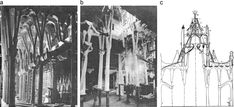 Tree-inspired dendriforms and fractal-like branching structures in architecture: A brief historical overview - ScienceDirect Hyperbolic Paraboloid, Fractal Geometry, Cool Deck, Reinforced Concrete, Gaudi, Prehistoric, Fractals, 19th Century, Medieval