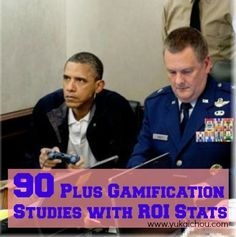 A Comprehensive List of 90+ Gamification Cases with ROI Stats